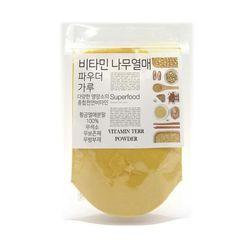 한바람식품 비타민나무열매추출분말 가루 1팩 100g
