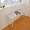 국산 스틸 슬림 사이드 테이블 1200X400 b