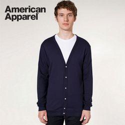아메리칸어패럴 남녀공용 베이직 가디건 4color