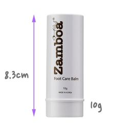 Zamboa Foot Care Balm 풋 케어밤 10g (sj)