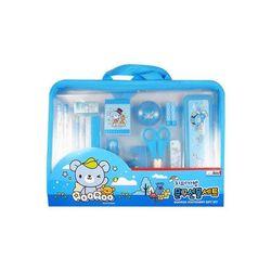 10000 지퍼가방문구선물세트2(CR)-블루