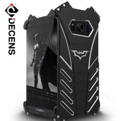 데켄스 갤럭시S10 5G R-JUST 베트맨 메탈 강화 케이스