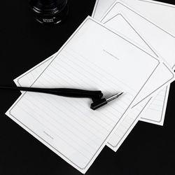 시인의 편지 - 이상 편지지 세트