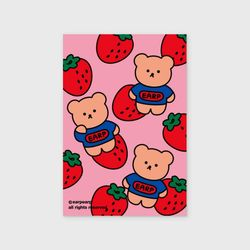strawberry bear(엽서)