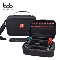 bob 닌텐도스위치 올인원 EVA 대형 휴대용 하드케이스