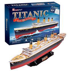 큐빅펀 3d퍼즐 타이타닉(대)