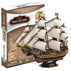 큐빅펀 3d퍼즐 HMS빅토리호
