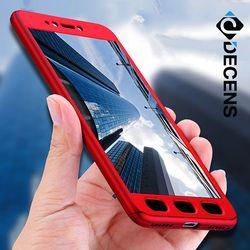 데켄스 갤럭시S10 5G 3D 풀커버 강화 하드 컬러 케이