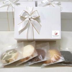 프리미엄 수제 쌀쿠키 선물세트(10입)