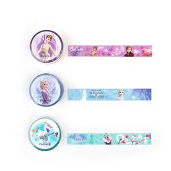 디즈니 겨울왕국 마스킹 테이프 (3 option)