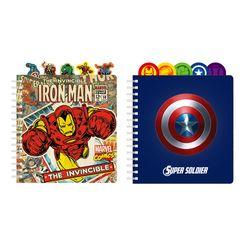 마블 Marvel 인덱스노트 (2 option)