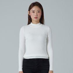 데일리 골지 니트 스웨터 MIWKAA122T