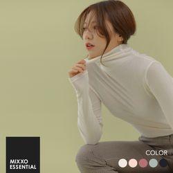[리오더] 심플 에센셜 폴라 티셔츠 MIWLWA20QC