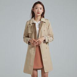 봄 기본 트렌치 코트 MIWJTA373G