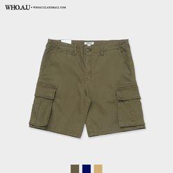 워크 카고 바지 / WHTH92505M