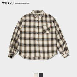[H]여성 아방 소매벌룬 셔츠 / WHBL92315F