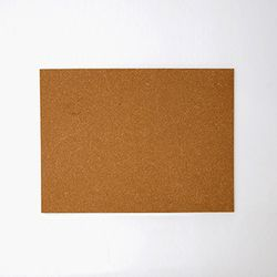 코르크 콜크 메모 보드 게시판 벽장식 600x450x8mm
