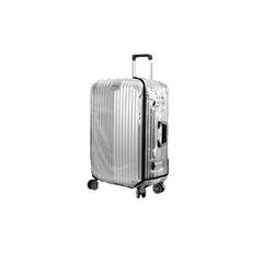 투명 캐리어 스크래치 보호 방수 커버 덮개 20인치 여행용품