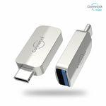 커네틱 USB A TO C 변환젠더 CRA-370SI