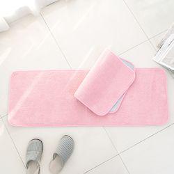 심플 비비드 핑크 발주방 2종세트