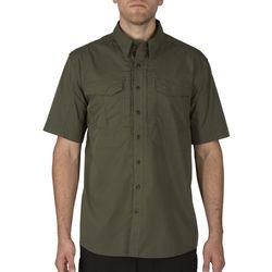 [5.11 택티컬] 스트라이크 숏 슬리브 셔츠 (TDU Green)