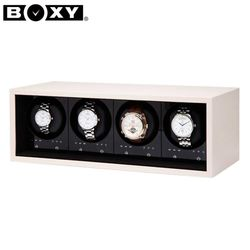 [BOXY 워치와인더] Safe eco-04(IV) IVORY 워치와인더