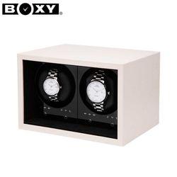 [BOXY 워치와인더] Safe eco-02(IV) IVORY 워치와인더