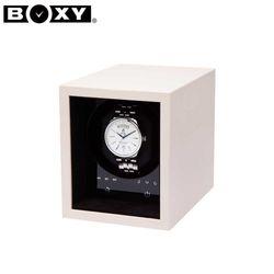 [BOXY 워치와인더] Safe eco-01(IV) IVORY 워치와인더