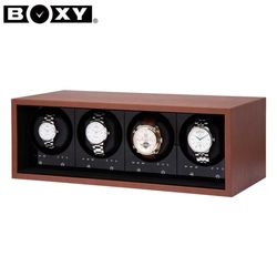 [BOXY 워치와인더] Safe eco-04(BR) BROWN 워치와인더