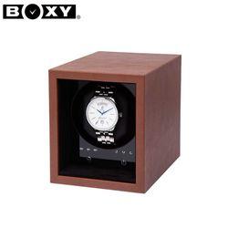 [BOXY 워치와인더] Safe eco-01(BR) BROWN 워치와인더