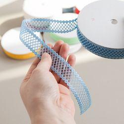 다이아롤리본 2.5cmX20yd 리본 장식 소품 DIY FDIYFT