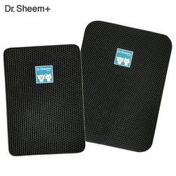 Dr.Sheem+ 고양이 사막화방지 모래쏙쏙매트 중형 45x65cm
