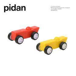 피단스튜디오 깃털 자동차 장난감