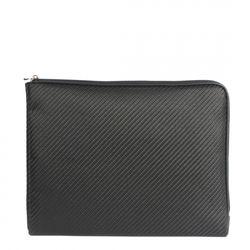 [10557] P13 POUCH BAG-C.BLACK (P13노트북파우치-C블랙)
