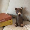 아기 우드 다람쥐 목각우드인형 장식