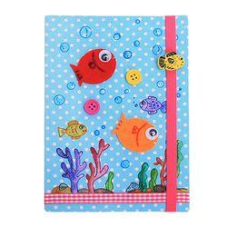 물고기 북아트 만들기(10set)