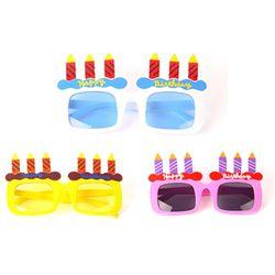 생일촛불 안경