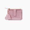 [하트키링] 301S Flap mini Card Wallet pink pearl