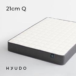 제주 21cm 본넬스프링 퀸 침대 매트리스 (Q)