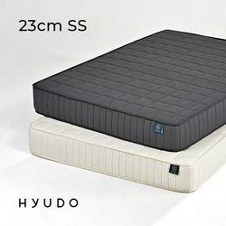 제주 23cm 포켓스프링 슈퍼싱글 침대 매트리스 (SS)