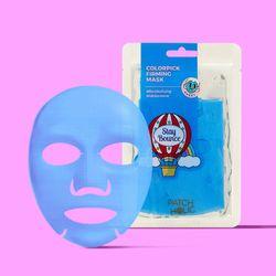 컬러픽 푸석푸석한 피부엔  퍼밍마스크팩 1개
