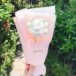 낭랑 아트르 꽃다발 무드등 어버이날 특별한 꽃선물