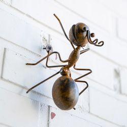 X27-252 철재 개미 벽장식품 1p