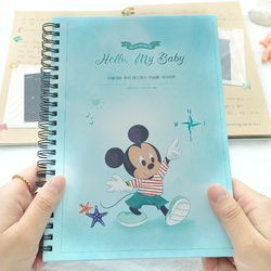 제이밀크 초음파앨범(임신다이어리)-렛츠고 미키 마우스