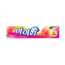 크라운 마이쮸 복숭아 스틱 44g