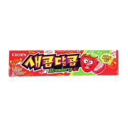 크라운 새콤달콤 딸기 스틱(소) 29g
