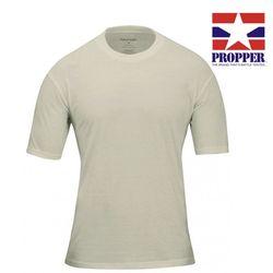 [프로퍼] 팩 3 티셔츠 크루 넥 (샌드)