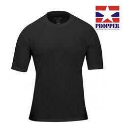[프로퍼]팩 3 티셔츠 크루 넥 (블랙)