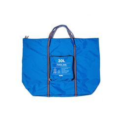 PACKABLE TRAVEL BAG (BLUE)