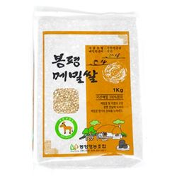 평창 봉평 메밀쌀 1kg